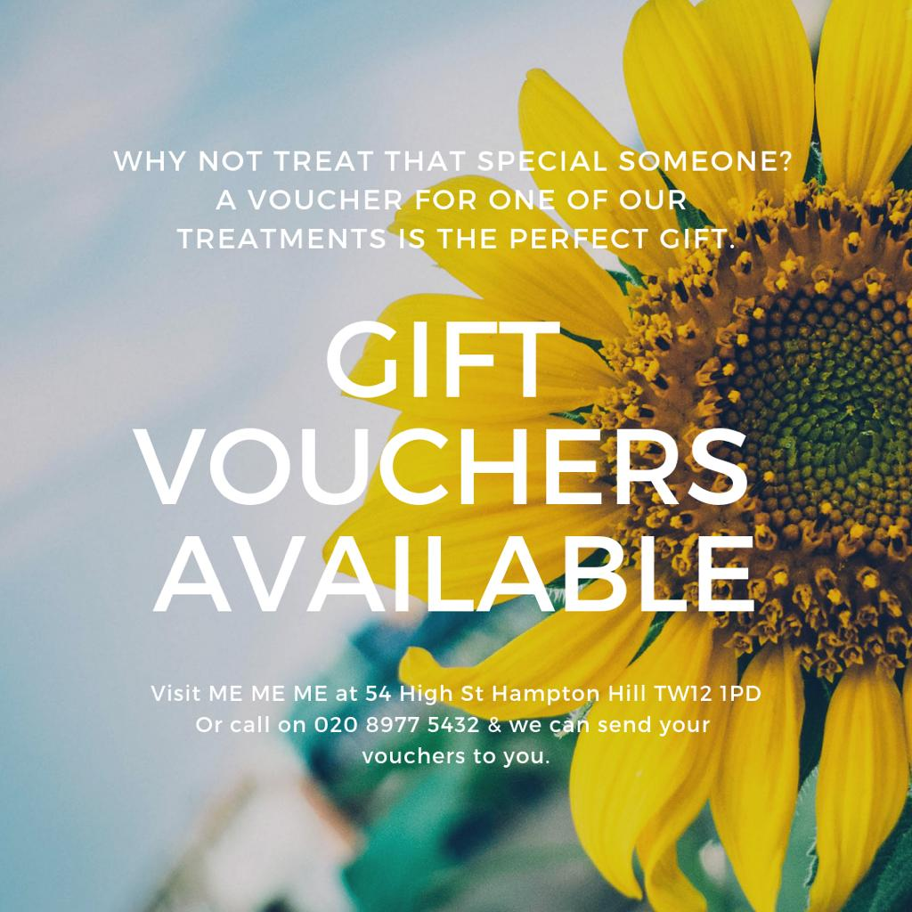 Gift Vouchers Certifcate
